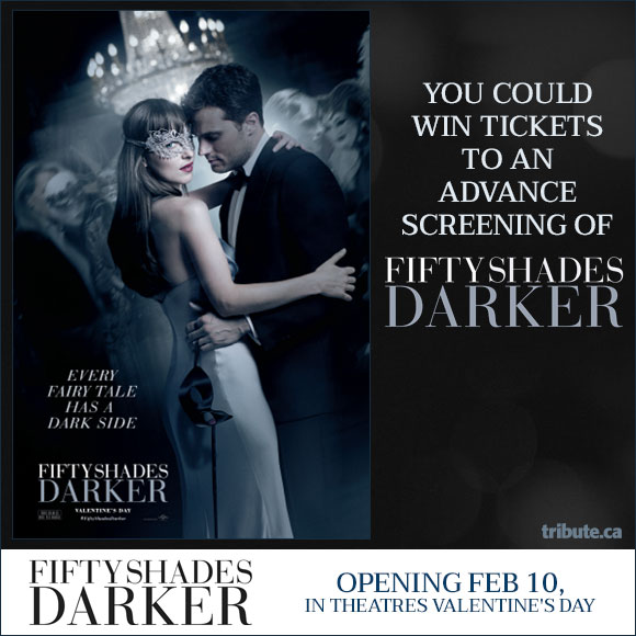 Fifty Shades Darker Advance Screening Passes contest