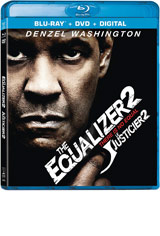 The Equalizer II Poster