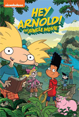 Hey Arnold!: The Jungle Movie Poster