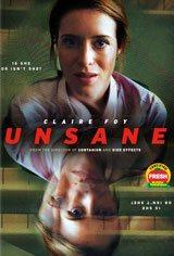 Unsane Poster