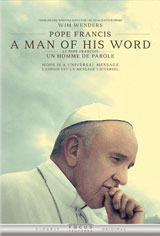 Pope Francis: A Man of His Word Poster