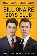 Billionaire Boys Club Poster
