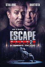 Escape Plan 2: Hades Poster