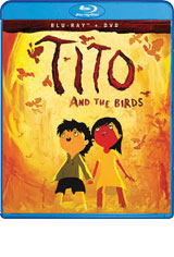 Tito and the Birds Poster