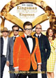 Kingsman: The Golden Circle on DVD cover
