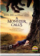 A Monster Calls on DVD cover