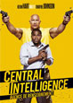 Central Intelligence on DVD cover