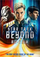 Star Trek Beyond on DVD cover