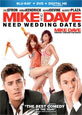 Mike and Dave Need Wedding Dates on DVD cover