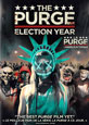 The Purge: Election Year on DVD cover