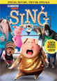 Sing on DVD cover