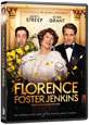 Florence Foster Jenkins on DVD cover