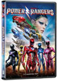 Power Rangers on DVD cover