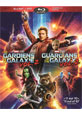 Guardians of the Galaxy Vol. 2 on DVD cover