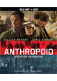Anthropoid on DVD cover