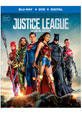 Justice League on DVD cover