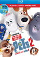 The Secret Life of Pets 2 on DVD cover