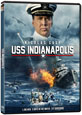 USS Indianapolis on DVD cover