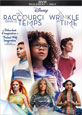A Wrinkle in Time on DVD cover