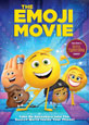 The Emoji Movie on DVD cover