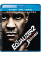 The Equalizer 2 on DVD cover