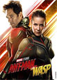 Ant-Man and The Wasp on DVD cover