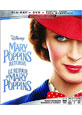 Mary Poppins Returns on DVD cover