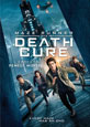 Maze Runner: The Death Cure on DVD cover