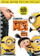 Despicable Me 3 on DVD cover