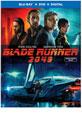 Blade Runner 2049 on DVD cover