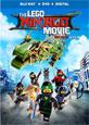 The LEGO NINJAGO Movie on DVD cover