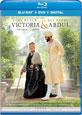 Victoria & Abdul on DVD cover