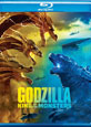 Godzilla: King of the Monsters on DVD cover