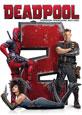 Deadpool 2 on DVD cover