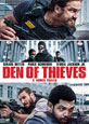 Den of Thieves on DVD cover