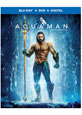 Aquaman on DVD cover