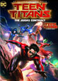 Teen Titans: The Judas Contract on DVD