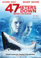 47 Meters Down on DVD cover
