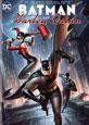 Batman and Harley Quinn on DVD cover
