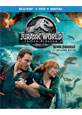 Jurassic World: Fallen Kingdom on DVD cover