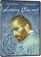 Loving Vincent on DVD cover
