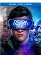 Ready Player One on DVD cover