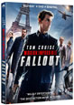 Mission: Impossible - Fallout on DVD cover