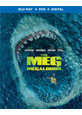 The Meg on DVD cover