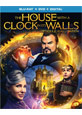 The House with a Clock in its Walls on DVD cover