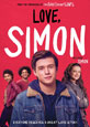 Love, Simon on DVD cover