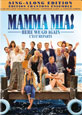 Mamma Mia! Here We Go Again on DVD cover