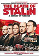The Death of Stalin on DVD cover