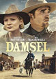 Damsel on DVD cover