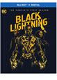 Black Lightning (Netflix) on DVD cover